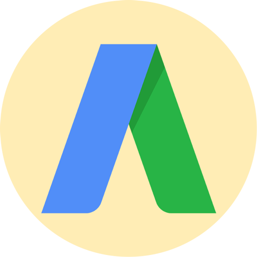 Google Ads (Adwords) Icon